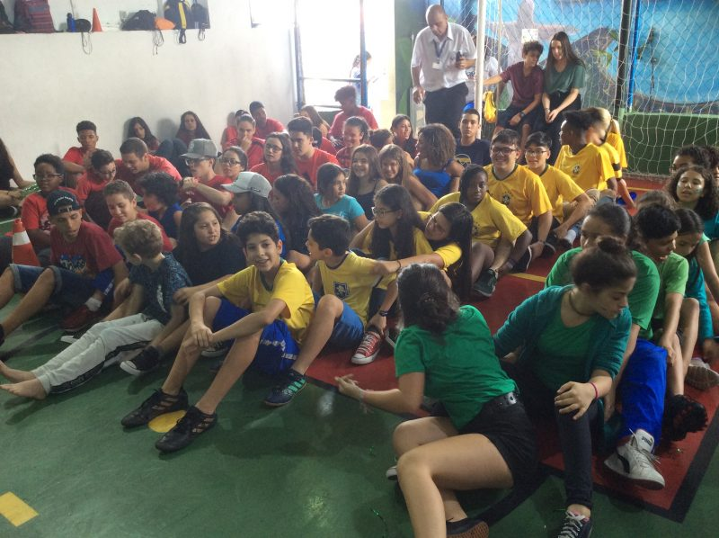 II Gincana Cultural e Esportiva – Dom Bosco
